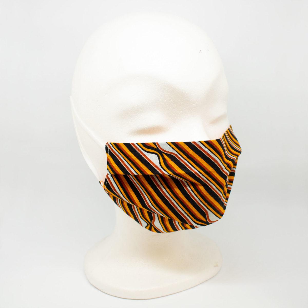 Covermason 4//6//8//11//12 St/ück Mund und Nasenschutz Schwarz Mundbedeckung Wiederverwendbar Anti-Staub Mund Schutz