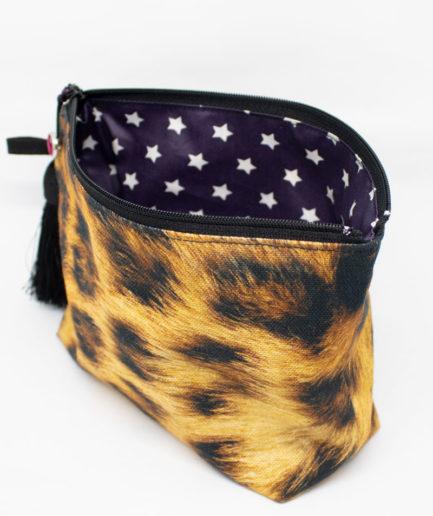 Monkey Tasche Leopard