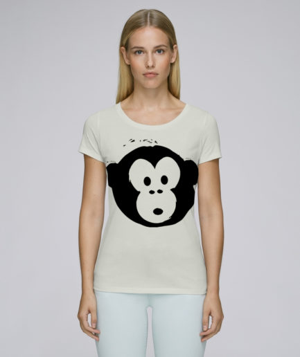 T-shirt Monkey Loves Opaline