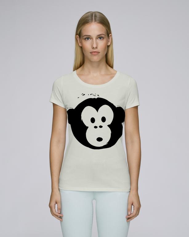 T-shirt Monkey Loves Opaline