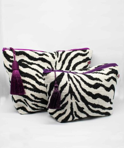 Monkey Tasche Zebra