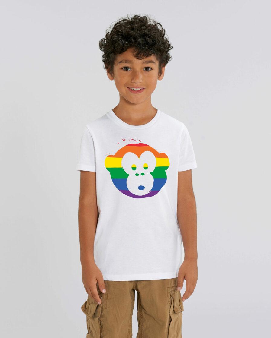 Pride Monkey T-Shirt Kids