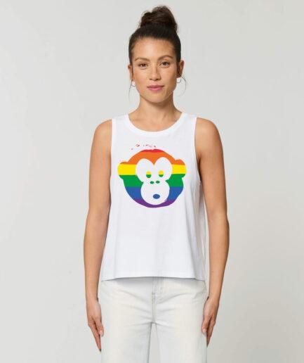 Pride Monkey Tank Top Women