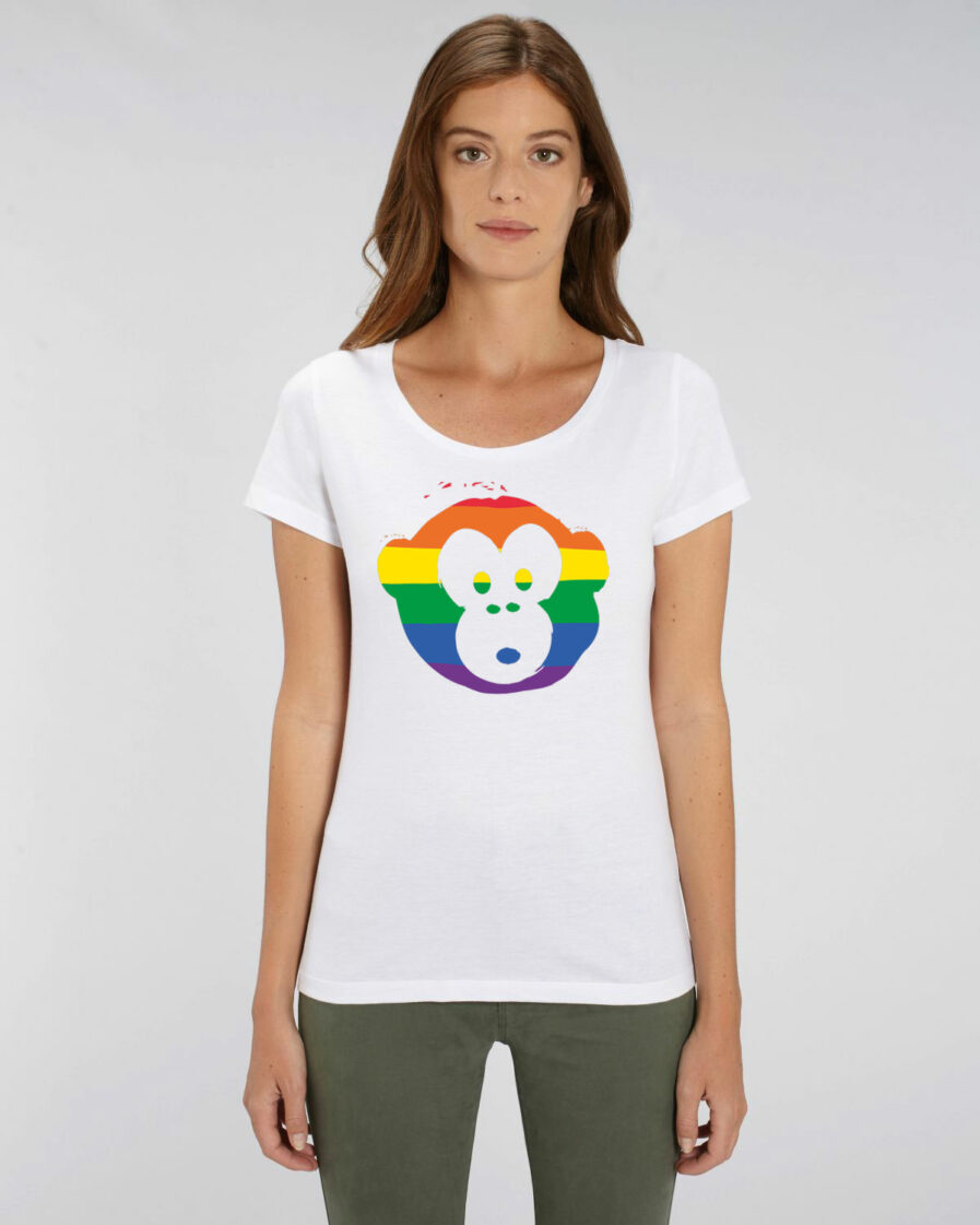 Pride Monkey T-Shirt Women